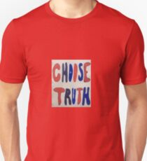 Think about it! Unisex T-Shirt