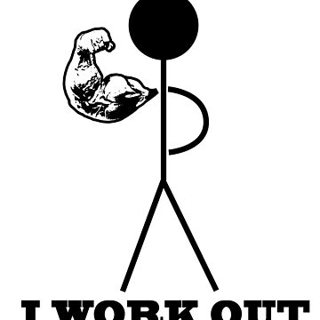 I Work Out by Keith-mccrea