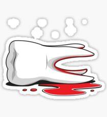 Dead Tooth Sticker