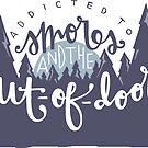 Smores & The Out-of-Doors by Liana Spiro