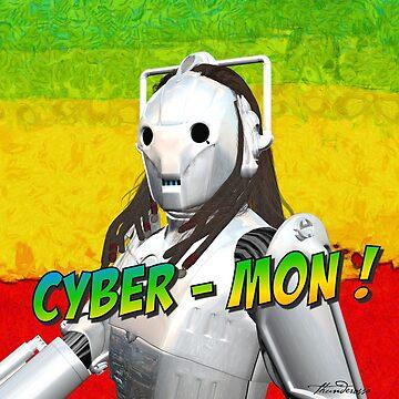 Cyber Mon! by thunderossa