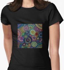 Holi India Womens Fitted T-Shirt