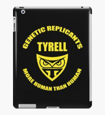 Science fiction T-shirt horror tshirt cool t shirt robot t shirt horror movie (also available on crewneck sweatshirts and hoodies) SM-5XL iPad Case/Skin