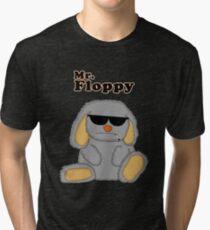 Mr. Floppy Tri-blend T-Shirt