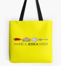 Utopia - where is Jessica Hyde? Tote Bag