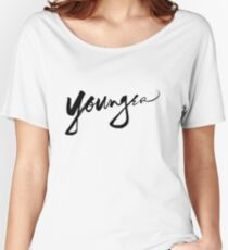 Younger Women's Relaxed Fit T-Shirt