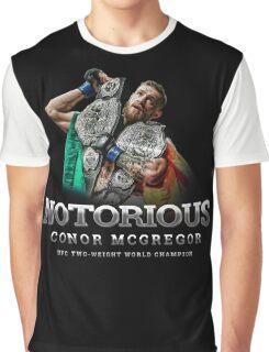 McGregor 2 Weight World Champ Graphic T-Shirt