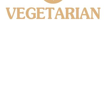 Vegetarian by beardburger