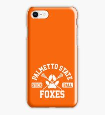 palmetto state stickball white iPhone Case/Skin