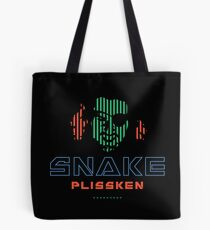 Snake Plissken Tote Bag