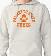 palmetto state arch crest orange Pullover Hoodie