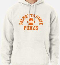 Palmetto-Staats-Bogenscheitel orange Hoodie