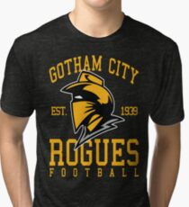 Go Rogues Go! Tri-blend T-Shirt