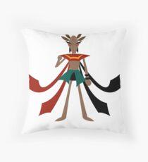 Amazon mage Throw Pillow