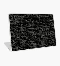Equations Laptop Skin