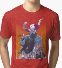Spider-Gwen HAHTF Tri-blend T-Shirt