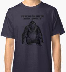 Ape sitting Classic T-Shirt