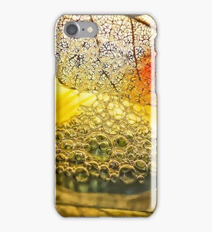 Seeds Upon the Field iPhone Case/Skin