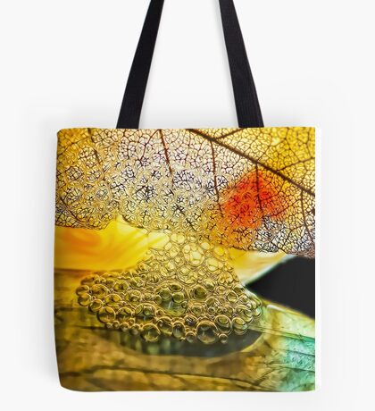 Seeds Upon the Field Tote Bag