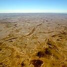 Outback Moonscape by Ray Warren
