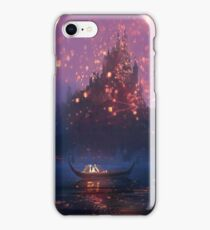 Tangled Lanterns! iPhone Case/Skin