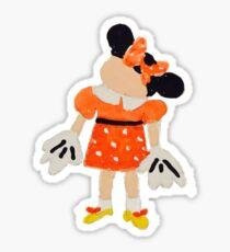 Toddies Theme Park Summer Vacation Baby Girl Toddler Sticker