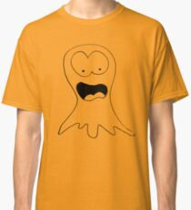 Shocked Ghost Classic T-Shirt