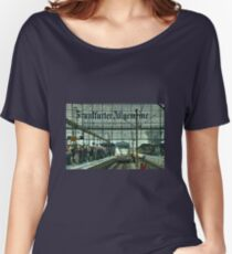 Frankfurt ICE  Women's Relaxed Fit T-Shirt