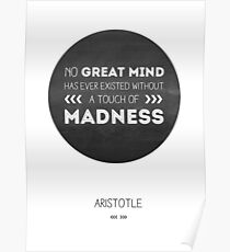 Aristotle Quote: Posters | Redbubble