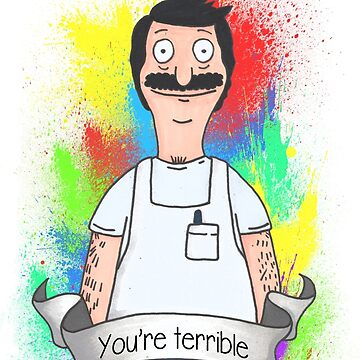 Bob Belcher by laurajean1
