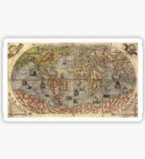 old world Sticker