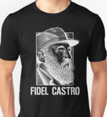Fidel Castro -revoltion of che- Unisex T-Shirt