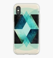 Galaxie Hex iPhone-Hülle & Cover