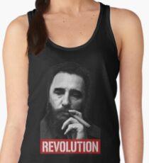 Fidel Castro -Che- Women's Tank Top