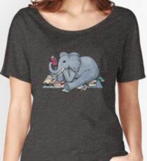 The Best Thing About Rainy Days Women's Relaxed Fit T-Shirt