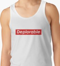 Deplorable Supreme Tank Top