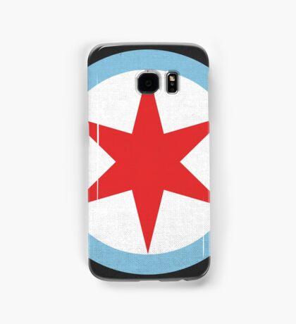 Captain Chicago Samsung Galaxy Case/Skin