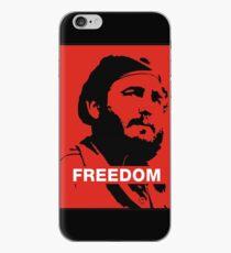 Freedom Fidel Castro iPhone Case