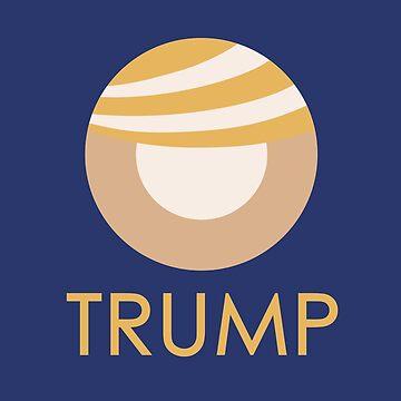 Trump: Nobama! by greatagainmerch