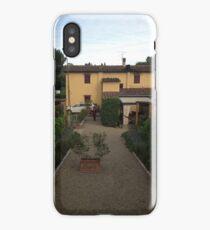 Tuscan Vineyards iPhone Case/Skin