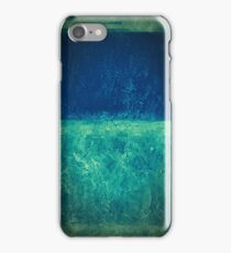 Imagining Rothko III iPhone Case/Skin