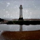 Lighthouse by ROSE DEWHURST