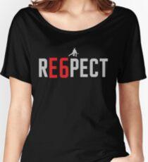 RE6PECT Shirt - Light Text Loose Fit T-Shirt