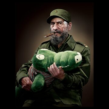 Fidel Castro by leonmartin