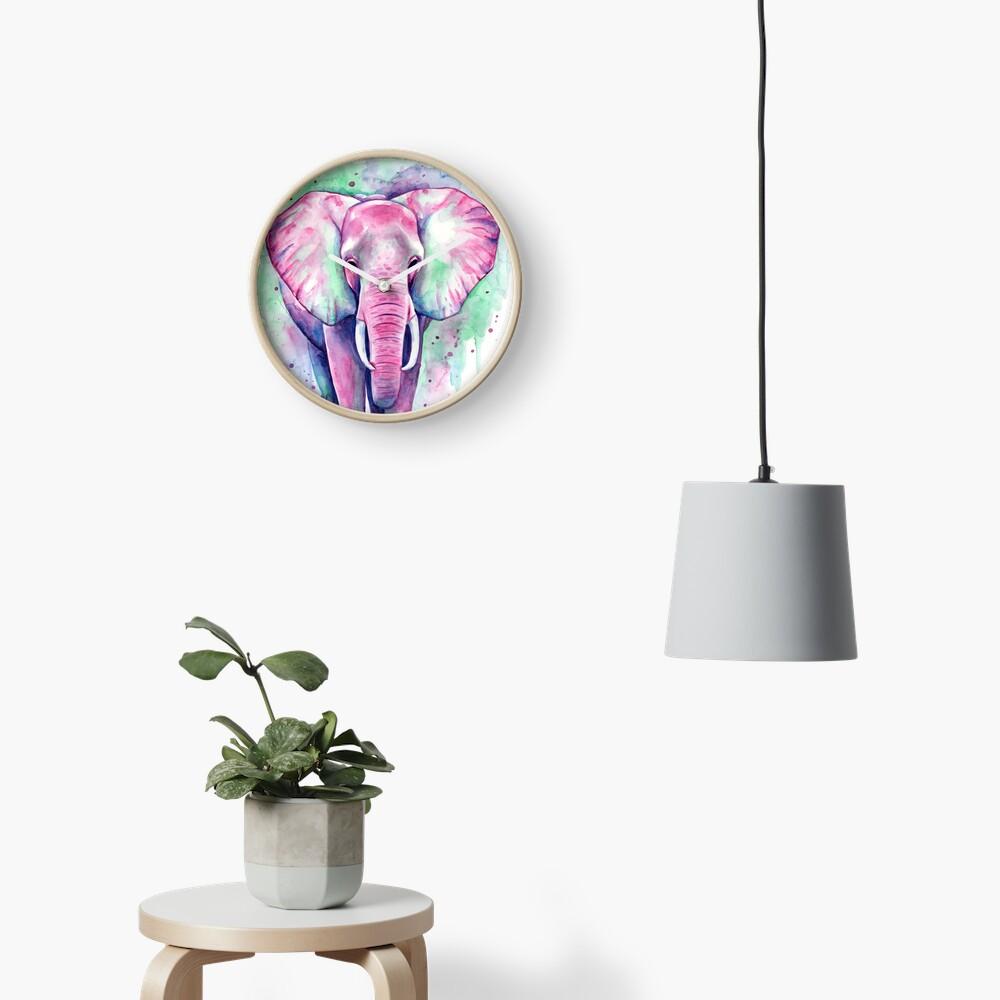 Elefante Reloj