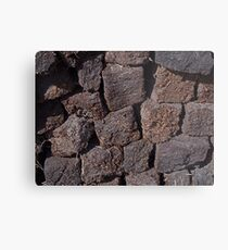Irish Peat Metal Print