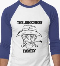 The Jenkinnss Family Men's Baseball ¾ T-Shirt