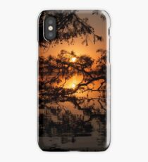Cypress filtered Sunset iPhone Case/Skin