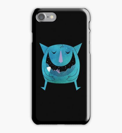 Swallowed By The Sea iPhone Case/Skin