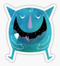 Swallowed By The Sea Sticker
